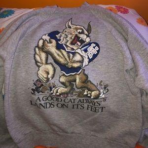 Vintage University of Kentucky sweatshirt